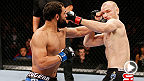 UFC veteran Martin Kampmann was riding a three-fight winning streak before running to heavy-handed Johny Hendricks. Hendricks, winner of nine of his first 10 UFC fights, showed why he's so dangerous on his feet en route to his eighth career KO.