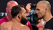 Watch the official weigh-in for UFC 171: Hendricks vs. Lawler from Dallas, Texas.