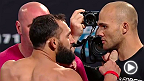 Watch the official weigh-in for UFC 171: Hendricks vs. Lawler live Friday, March 14th at 5pm/2pm ETPT.