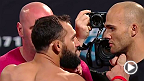 Watch the official weigh-in for UFC 171: Hendricks vs. Lawler live Friday, March 14th at 9pm GMT