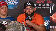 Watch the UFC 171: Hendricks vs. Lawler post-fight press conference.