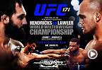 UFC Countdown takes you behind the scenes before UFC 171 as six fighters prepare for pivotal fights on Saturday, March 15.