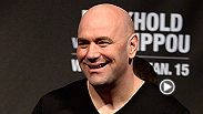 UFC president Dana White sits down with the media during UFC 171's Ultimate Media Day to discuss some of the sport's hottest topics, including UFC in Mexico, the welterweight landscape and Daniel Cormier's future at light heavyweight.