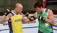 Chael Sonnen answers a series of rapid-fire questions from Paula Sack about the newest season of TUF Brazil.  Catch The Ultimate Fighter Brazil:  Wanderlei vs. Sonnen, exclusively on UFC Fight Pass.  New episodes post Sunday nights at 9PM PT.