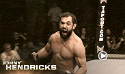 "The talent-rich welterweight division will take center stage at UFC 171 as a new 170-pound champion will be crowned when Johny ""Bigg Rigg"" Hendricks battles ""Ruthless"" Robbie Lawler for the vacant title."