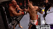 Shogun Rua finishes off a combination with an uppercut that rocks Mark Coleman in the move of the week.