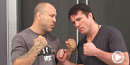 TUF Brazil 3 coach Wanderlei Silva sits with UFC correspondent Paula Sack to talk about his rivalry with opposing coach Chael Sonnen and how he sees their fight turning out.