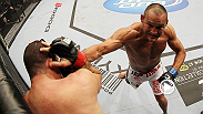 "Former Strikeforce and PRIDE champion Dan Henderson returned to the UFC for a five round epic against former UFC light heavyweight champ Mauricio ""Shogun"" Rua. Relive the incredible first battle before the rematch at Fight Night Natal."