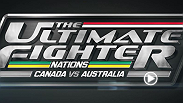 The TUF Nations semifinals get underway.