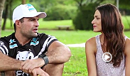 UFC correspondent Bel Mota interviews Fight Night Natal headliner Shogun Rua before his rematch with Dan Henderson.