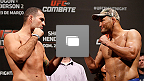Fotos da pesagem do UFC Fight Night: Shogun vs Henderson 2