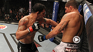 For the first time in his illustrious career Minotauro Nogueria was fighting in his home country.  He took full advantage of the local stage and landed a huge knockout at UFC 134.