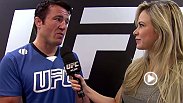 Things got off to a tense start as coaches Wanderlei Silva and Chael Sonnen began team selections on the third season of TUF Brazil.  Paula Sack finds out what happened.  Catch episode three now live on UFC Fight Pass: http://on.ufc.com/1pxia6d