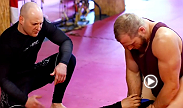 England rugby star and Beyond the Octagon's roving reporter James Haskell learns the ropes at 10th Planet Jiu Jitsu.