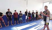 Anthony and Sergio Pettis travel to Puetro Rico to hold a MMA seminar for fighters in the area. Check out the highlights!