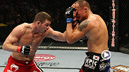 "Michael Bisping rebounds from his first-career knockout loss by finishing Denis Kang in the second round of their UFC 105 showdown. The win marked Bisping's 12th-career knockout victory. Catch ""The Count"" at the TUF Nations Finale on April 16."