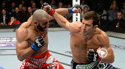Watch as Luke Rockhold rebounds from his first loss in five years with a first-round KO of Costas Philippou. The win marked Rockhold's ninth finish in 11 wins.