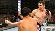 Rafael Natal and Tim Kennedy put their three-fight winning streaks on the line at the UFC Fight for the Troops in Ft. Campbell, KY. Both fights exchanged vicious kicks early one, but it was a big left-hand that tilted the bout in Kennedy's favor.