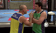 Watch one of the fiercest rivalries in TUF history unfold between Wanderlei Silva and Chael Sonnen on Episode 6 of TUF Brazil 3. Catch this exciting episode on UFC Fight Pass: http://www.ufc.tv/page/fightpass