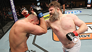 UFC correspondent Caroline Pearce sits with heavyweight Roy Nelson to discuss his upcoming bout with Minotauro Nogueira. Nelson gives his take on fighting a legend and how he's prepared for the former PRIDE champion.