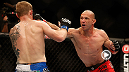 Donald Cerrone rebounds from a close decision loss with this second-round submission of Evan Dunham.