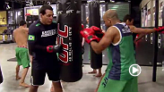 How do you train an ultimate fighter? Team Sonnen assis