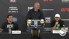 Watch the pre-fight press conference for UFC Fight Night: Werdum vs. Browne, live Friday, April 18th at 2am KST.
