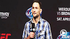 Watch the UFC Fight Club Q&A with former UFC lightweight champion Frankie Edgar, live Friday, April 18th at 8pm CET.