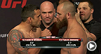 Watch the official weigh-in for UFC Fight Night: Werdum vs. Browne, live Friday, April 18th at 10pm CEST.