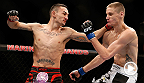 Max Holloway gets back on track following back-to-back losses with this second-round finish of 6-foot-4 featherweight Will Chope. Holloway returns to action at UFC 172 against Team Alpha Male's Andre Fili on Saturday, April 26.