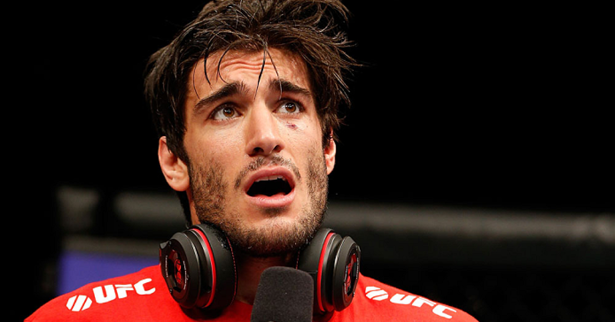 TUF Nations Finale: Elias Theo...