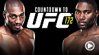 "El campeón nacional de lucha Phil ""Mr. Woderful"" Davis enfrentará a Anthony ""Rumble"" Johnson en UFC 172 el 26 de abril en Baltimore."