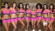 They are some of the most gorgeous women in Brazil and now they're competing for a spot to be an Octagon girl for the upcoming TUF Brazil 3 finale.  New episodes post every Sunday night, exclusively on UFC Fight Pass.