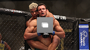 Octagon photos from the seventh episode of The Ultimate Fighter Brazil 3.