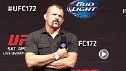 Watch the UFC Fight Club Q&A with Hall of Famer Chuck Liddell, live Friday, April 25th at 2pm/11am ETPT.