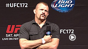 Watch the UFC Fight Club Q&A with Hall of Famer Chuck Liddell, live Friday, April 25th at 7pm BST.