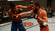 Brazilian Dhiego Lima and Adam Stroup battle in this Ultimate Fighter 19 elimination bout for a chance to make it into the house.