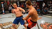 Virginia native Matt Van Buren faces off against Daniel Vizcaya in this Ultimate Fighter 19 elimination bout for a chance to make it into the house.