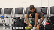 Lightweight Yancy Medeiros takes you inside his training camp as he prepares for his UFC 172 fight against veteran Jim Miller.