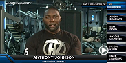 "Anthony ""Rumble"" Johnson talks about his UFC 172 match up with Phil Davis on AXS TV. Johnson, who has 11 victories by knockout in his career, is expecting to knock Davis out."