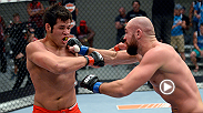 Ve la pelea completa de The Ultimate Fighter 19 entre Cathal Pendred y Héctor Urbina.