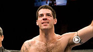 Matt Brown has made his name in the welterweight division by knocking people out, but at UF