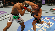 After withstanding some nasty leg kicks from Edson Barboza at UFC 146, Jamie Varner came storming back to earn the TKO finish, becoming the first person to beat Barboza inside the Octagon.