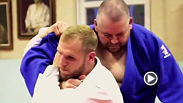 England rugby star James Haskell heads to the gym and tries his hand at judo and finds out why it's such a valuable tool for UFC athletes like Ronda Rousey.