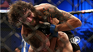 In his last appearance in the Octagon, Michael Chiesa faced off against another Ultimate Fighter alum in Colton Smith. Chiesa showed his tremendous wrestling skills to get the fight to the ground before finishing Smith with a rear-naked choke.