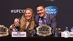 UFC 173: Conferencia de la semana internacional de la pelea