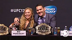 UFC 173: Conferenza stampa di prevendita biglietti della International Fight Week