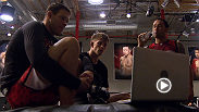 Ian Stephens sits with coaches from Team Edgar to discuss his upcoming bout with Roger Zapata. Find out if Stephens can come out on top tonight in an all-new episode of The Ultimate Fighter!