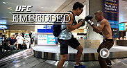 On episode #4 of 7, with UFC 173 just four days away, the main card fighters have arrived in the fight capital of the world. UFC Embedded is a new, behind-the-scenes , video blog series focusing on the final days leading up to an epic PPV event.