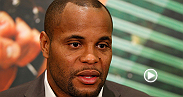 "MMA H.E.A.T.'s Karyn Bryant asked Daniel Cormier a few questions about fighting Dan Henderson after the UFC 172 weigh in show. DC talks about facing one of his heroes, avoiding Hendo's ""H Bomb"" and his hopes for a title shot if he's victorious."